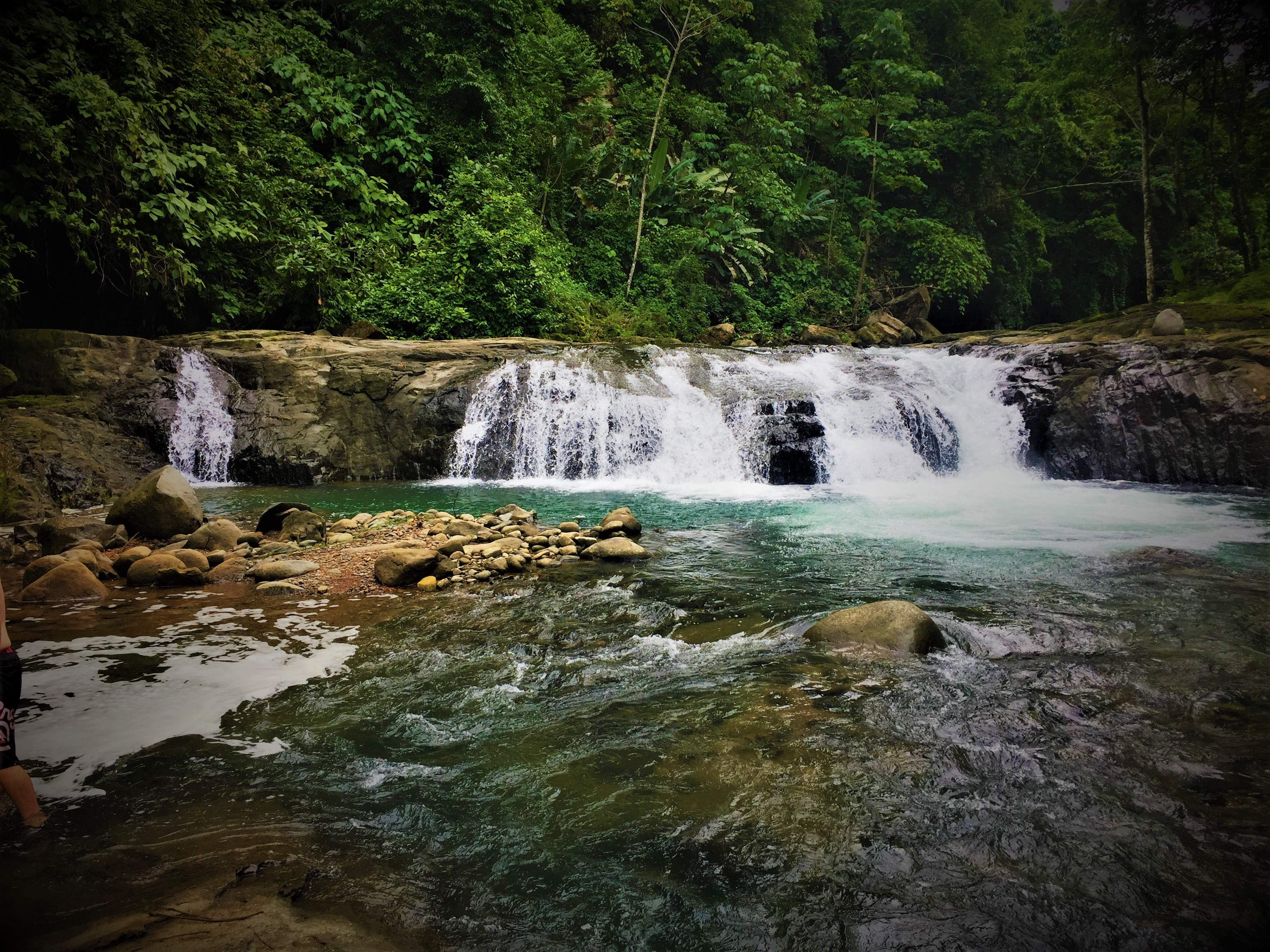 flo waterfall